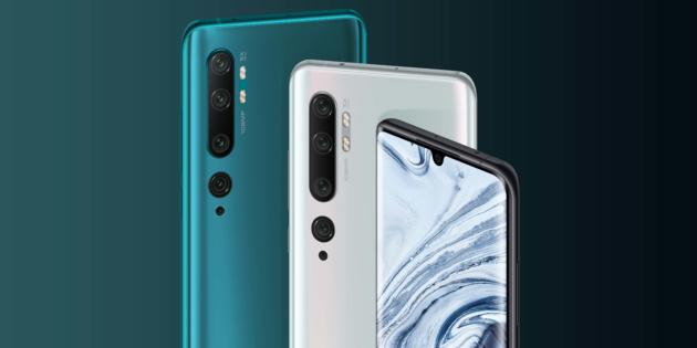 Xiaomi Mi Note 10: il primo smartphone penta-camera è ufficiale!