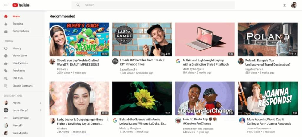 YouTube fa nuovamente ricorso al 'ritocchino' (2)