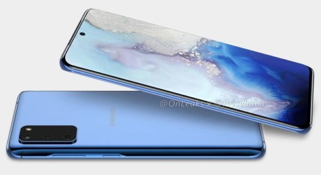 Samsung Galaxy S11e: rivelato per la prima volta il design | LEAK