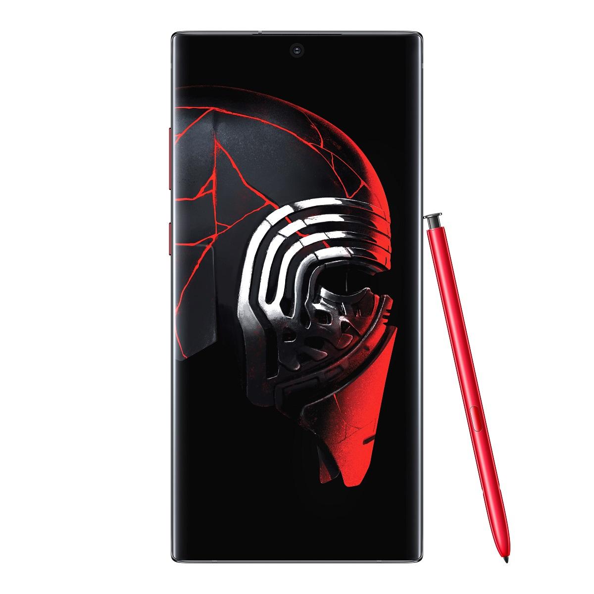 Samsung presenta un Note 10+ Star Wars Edition