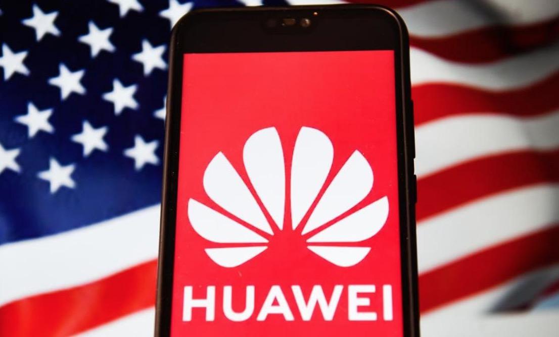 Huawei no american chips