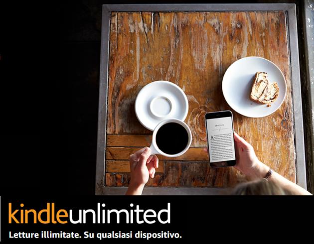 Kindle Unlimited: Ecco come avere 3 mesi gratuiti