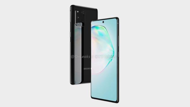 Samsung Galaxy S10 Lite: confermato il design ufficiale
