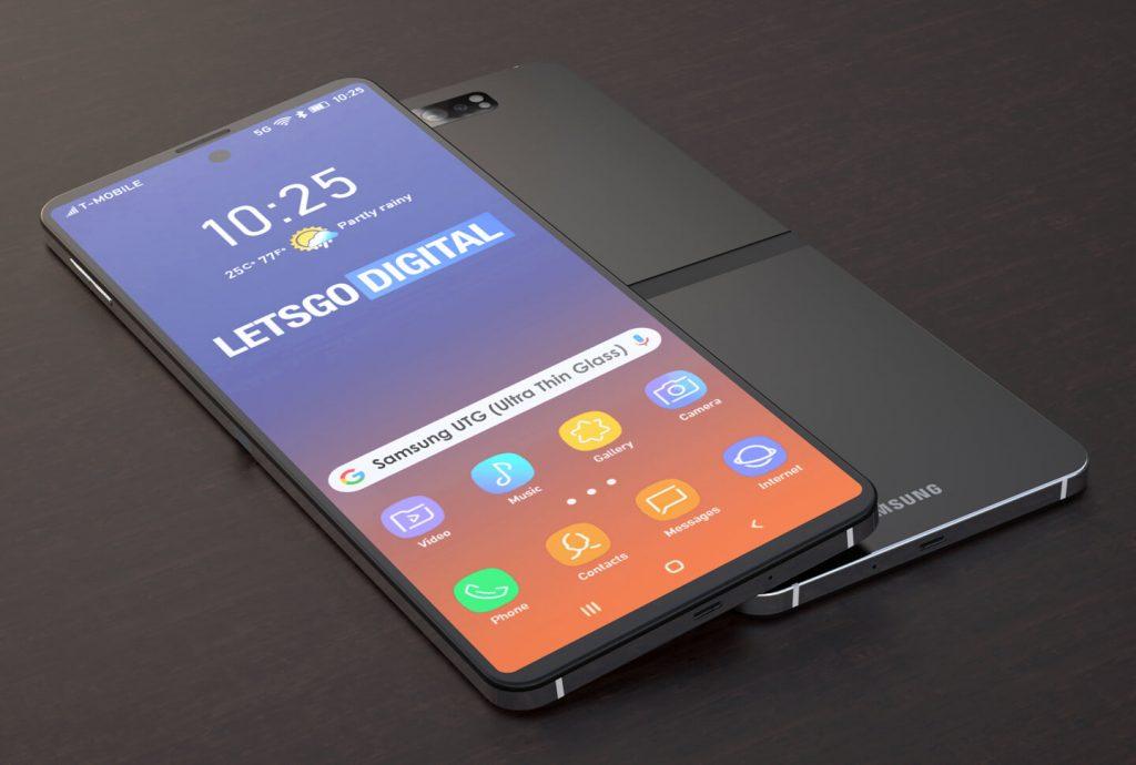 Samsung Galaxy Fold 2 avrà il display in vetro