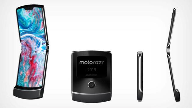Motorola RAZR: la commercializzazione è slittata al 2020