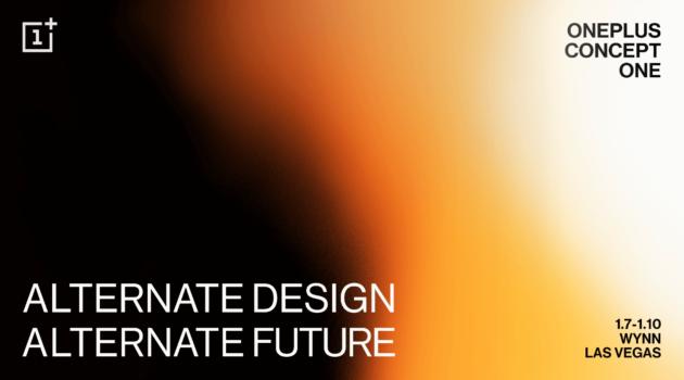 OnePlus Concept One verrà presentato al CES 2020
