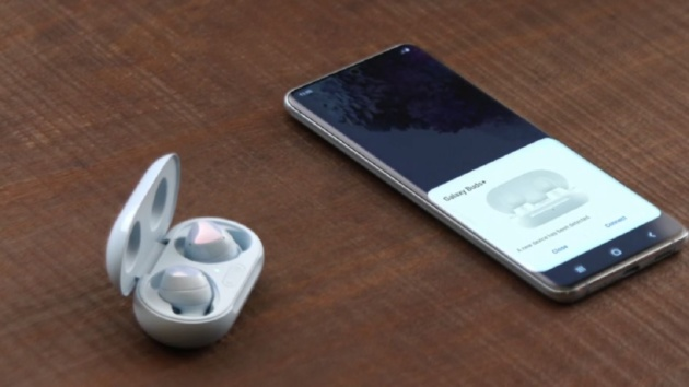 Samsung prepara due widget per i Galaxy Buds