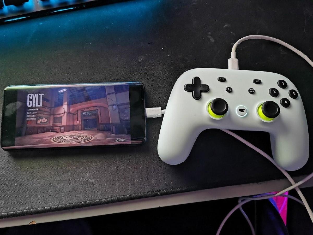 Google Assistant يسمح لك الآن بإطلاق ألعاب Stadia 2