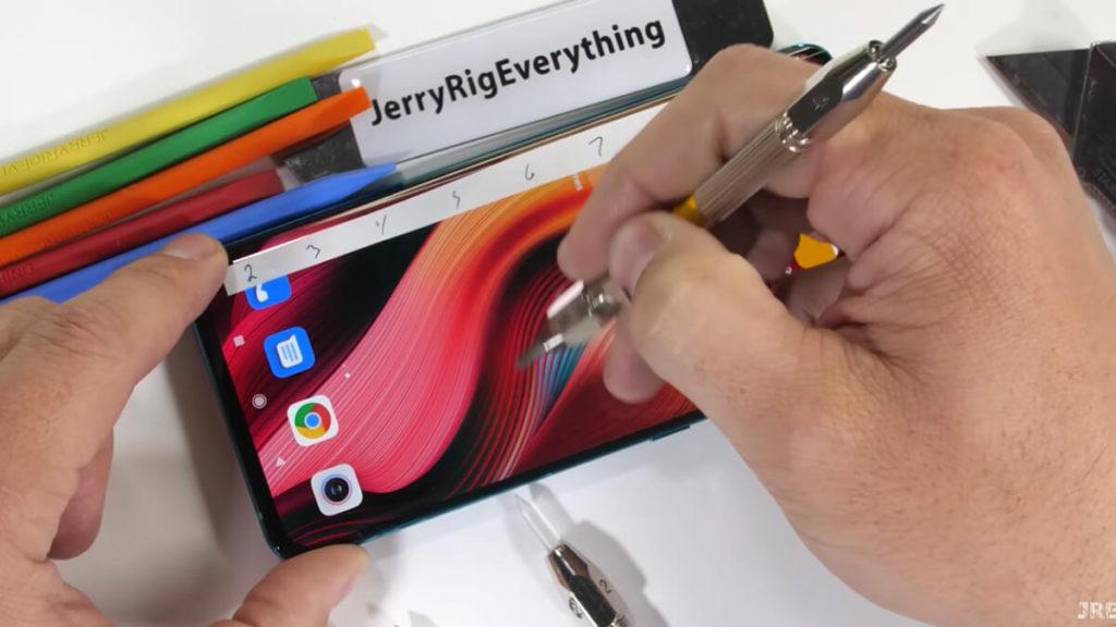Il MI Note 10 è lo Xiaomi più resistente di sempre