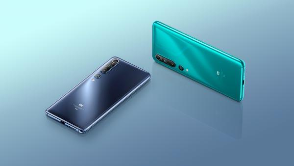 Xiaomi svela i nuovi top di gamma Mi 10