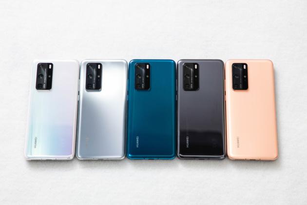 Huawei P40 e P40 Pro sono da oggi disponibili in Italia