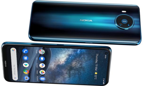 HMD Global presenta Nokia 8.3 5G, Nokia 5.3 e Nokia 1.3