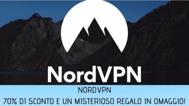 NordVPN compie gli anni, 70% di sconto sul piano triennale e un regalo a sorpresa
