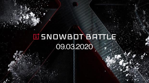 OnePlus vuole mettere alla prova il 5G con una battaglia tra robot