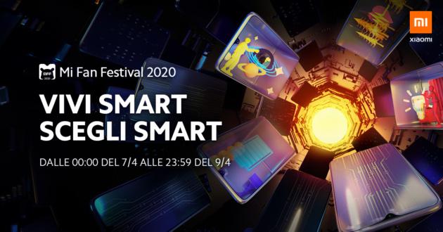 Xiaomi Mi Fest: offerte su tantissimi prodotti Xiaomi e Redmi