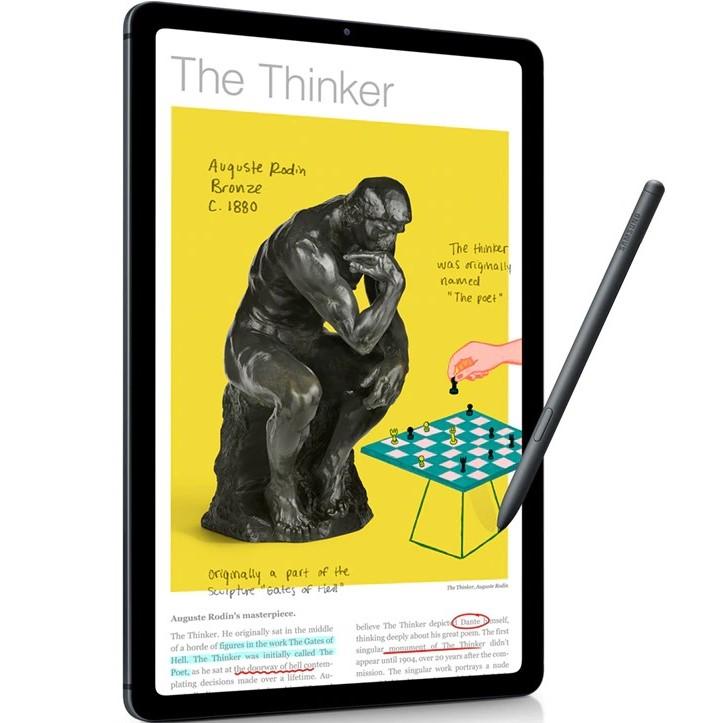 Samsung Galaxy Tab S6 Lite è ufficiale, con supporto per la S Pen (1)