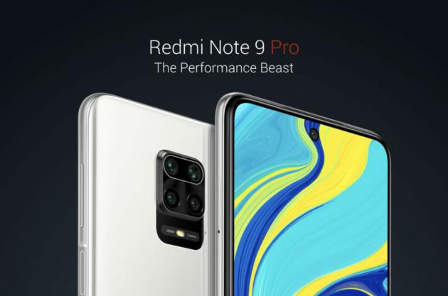 Redmi Note 9S è disponibile all'acquisto su Amazon