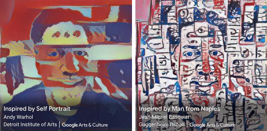 فنون وثقافة Google