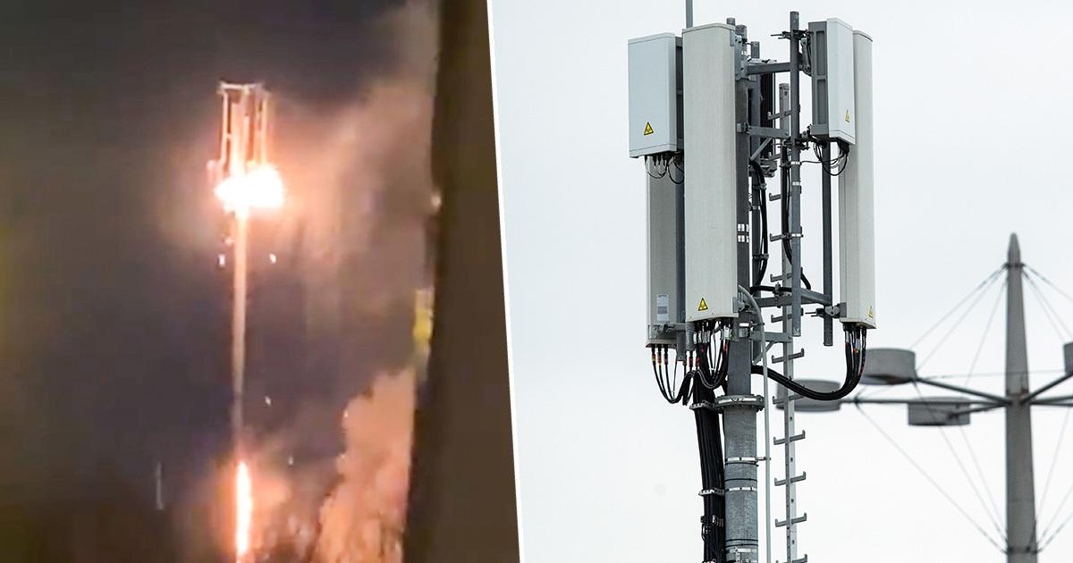 5G e coronavirus: danno fuoco alle torri radio in UK