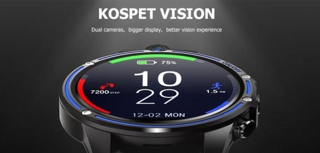 Kospet Vision & Optimus Pro: in sconto su Ebay