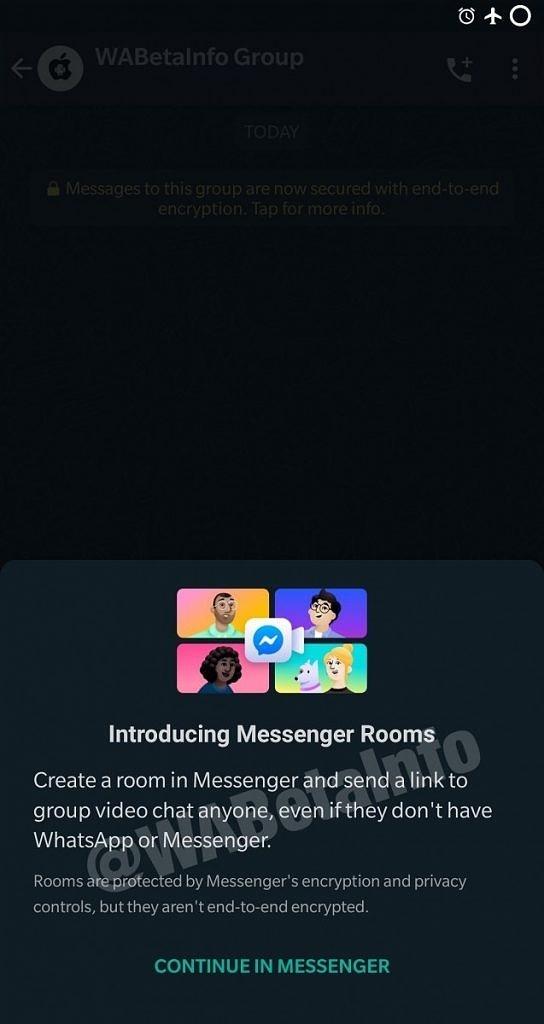 Facebook Room