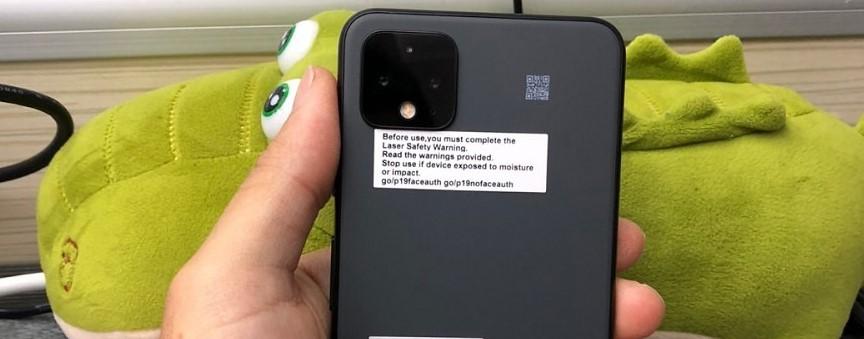 يظهر Google Pixel 4 XL في نسخة رمادية غير منشورة 1