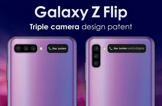 Galaxy Z Flip 2 potrebbe arrivare con tre fotocamere posteriori