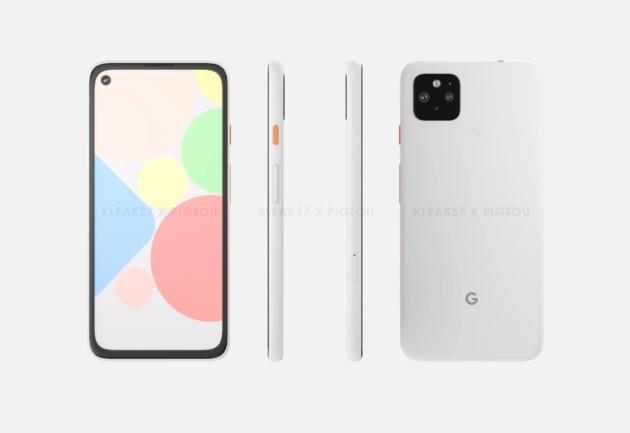 Google Pixel 4a appare su FCC pronto per il lancio
