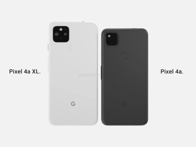 Ecco come sarebbe stato il Google Pixel 4a XL