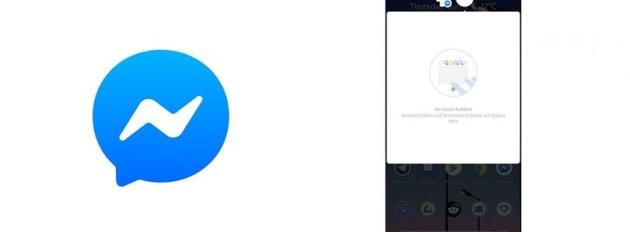Facebook Messenger supporta le nuove API di Bubbles