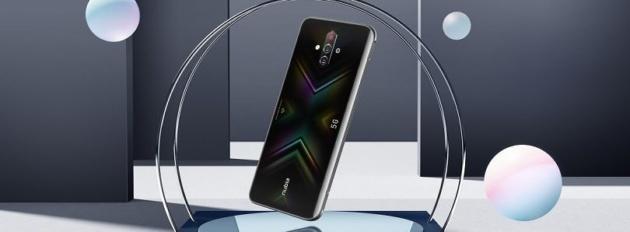 Nubia presenta Nubia Play 5G, con 5100 mAh