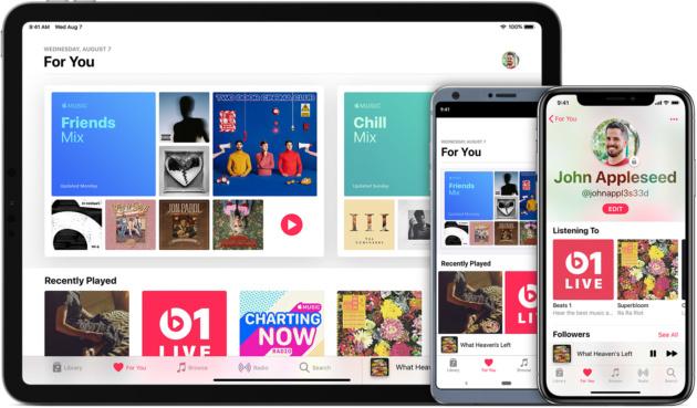 Apple Music per Android si aggiorna con numerose ottimizzazioni