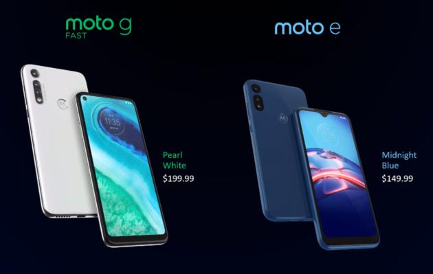 Motorola potrebbe presentare un terzo smartphone, il Moto E LE