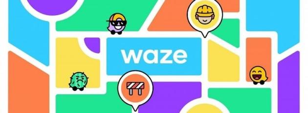 Waze rinnova il suo stile con un nuovo logo, colori ed icone