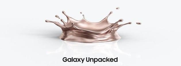 Samsung conferma la presentazione di 5 nuovi dispositivi durante il Galaxy Unpacked