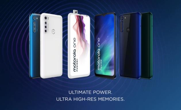 Motorola One Fusion presentato con Snapdragon 710 e 5.000 mAh