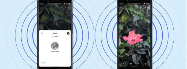 Google rilascia la condivisione nelle vicinanze (Nearby Share) per Android 6 e superiori