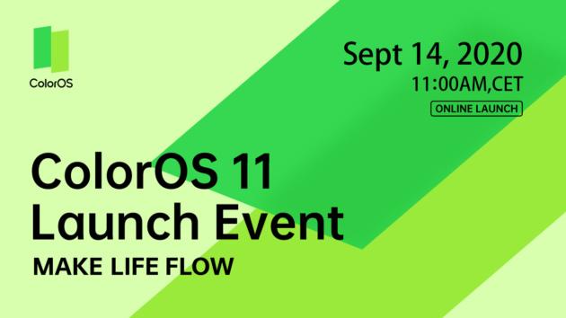 Oppo presenta ColoOS 11, basata su Android 11 e ricca di nuove funzionalità