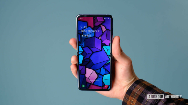 Il brevetto Samsung punta ad un telefono trasparente