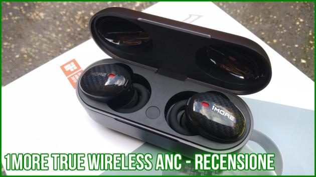 1MORE True Wireless ANC, qualche miglioria e sarebbero le cuffie perfette – Recensione