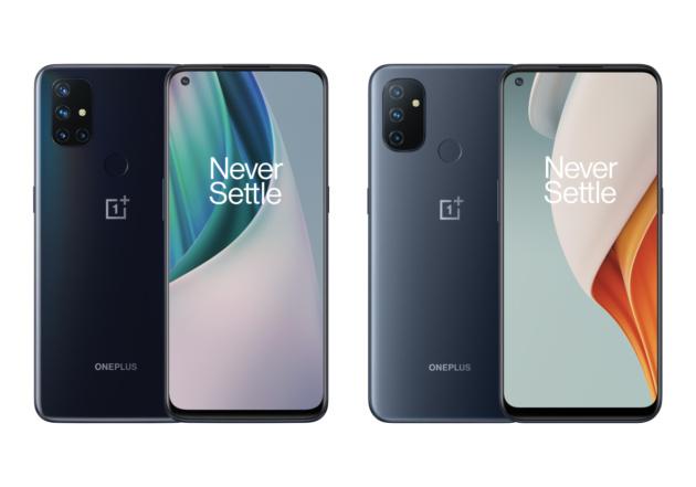 OnePlus presenta a sorpresa i medio gamma Nord N10 5G e Nord N100