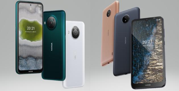 Nokia presenta sei nuovi smartphone e le Lite Earbuds