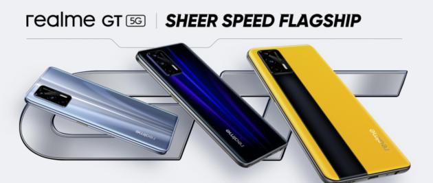 Realme GT ufficiale: Snapdragon 888 e display AMOLED da 399€