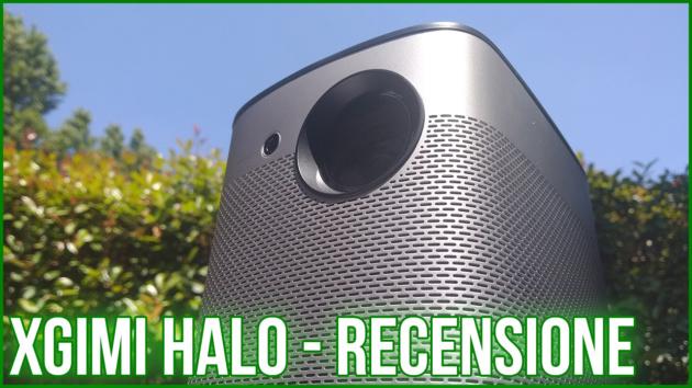 XGIMI Halo, davvero il miglior proiettore portatile sul mercato? – Recensione