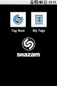 Android ti riconosce la musica con Shazam