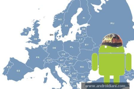 Android Market si prepara per l'Europa. Ma non per l'italia