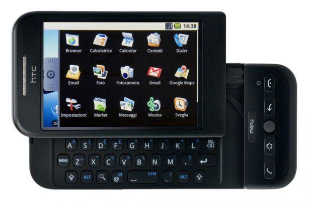 HTC G1 Dream confermato in vendita con TIM da oggi 19 Marzo 2009