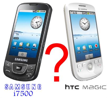 Samsung VS Magic . . . sfida all'ultimo millimetro!