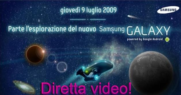 Samsung Galaxy, le novità!