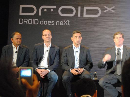 Android, 160.000 dispositivi attivati ogni giorno; 68.000 applicazioni nel Market